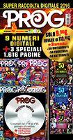 Classic Rock Prog Raccolta Pdf n.1