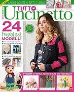 Tutto Uncinetto 2018 + Digitale in omaggio
