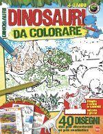 Dinosauri Leggendari Color n.1