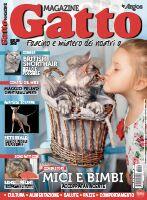 Gatto magazine 2018 + DIGITALE OMAGGIO