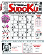 Settimana Sudoku 2017 new