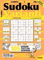 Copertina Sudoku Varianti n.32