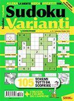 Copertina Sudoku Varianti n.35
