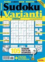Copertina Sudoku Varianti n.36
