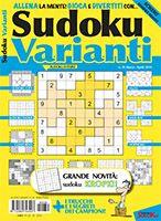Copertina Sudoku Varianti n.39