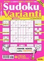 Copertina Sudoku Varianti n.43
