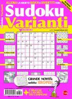 Copertina Sudoku Varianti n.51