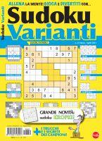Copertina Sudoku Varianti n.52