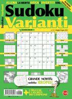 Copertina Sudoku Varianti n.53