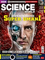 Copertina Science World Focus n.12