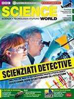 Copertina Science World Focus n.13