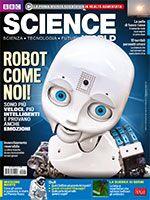 Copertina Science World Focus n.15