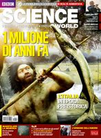 Copertina Science World Focus n.16