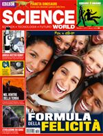 Copertina Science World Focus n.3