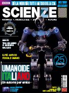 Copertina Science World Focus n.31