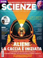 Copertina Science World Focus n.39