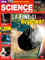 Copertina Science World Focus n.4