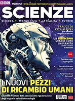 Copertina Science World Focus n.43