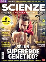Copertina Science World Focus n.46