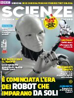 Copertina Science World Focus n.53