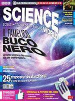 Copertina Science World Focus n.7
