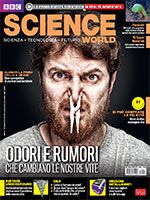 Copertina Science World Focus n.8