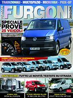 Copertina Furgoni Magazine n.28