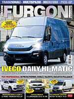 Copertina Furgoni Magazine n.31