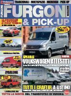 Copertina Furgoni Magazine n.38