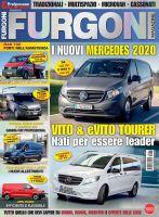 Copertina Furgoni Magazine n.43