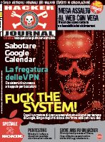 Copertina Hacker Journal n.221
