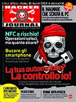 Copertina Hacker Journal n.224
