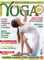 Copertina Vivere lo Yoga n.96