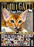 Copertina Gatto Magazine Razze Speciale n.13