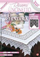 Copertina Ricami all Uncinetto n.14