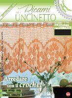 Copertina Ricami all Uncinetto n.23