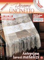 Copertina Ricami all Uncinetto n.24