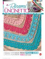 Copertina Ricami all Uncinetto n.28