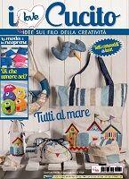 Copertina I Love Cucito n.11