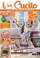Copertina I Love Cucito n.12