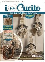 Copertina I Love Cucito n.14