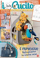 Copertina I Love Cucito n.22