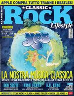 Copertina Classic Rock n.33