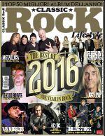 Copertina Classic Rock n.50
