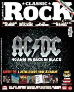 Copertina Classic Rock n.91