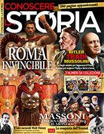 Copertina Conoscere la Storia Collection n.8