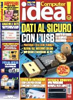 Copertina rivista Il Mio Computer Idea