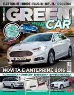 Copertina Green Car n.1