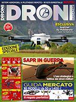Copertina Droni Magazine n.4