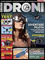 Copertina Droni Magazine n.5